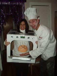 Best Pregnant Halloween Costume