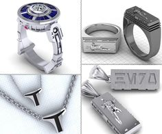 Designer Star Wars J