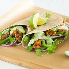 Chile Chicken Tortillas