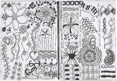 designer doodle art