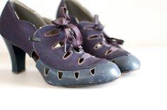 Vintage 1930s heels