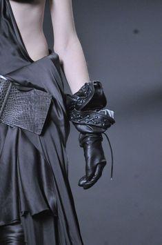 Haider Ackermann  // gloves