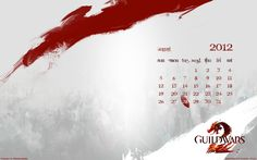 Oyeah! GW2 fan Patricia created this beautiful desktop wallpaper especially for launch month. http://imgur.com/a/OghCw#0
