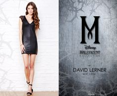 Check out the new David Lerner for Maleficent Collection now on Disney Style.