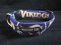 Vikings Dog Collar