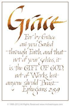 ephesian 289, not of works ephesians, ephesians 2:8-9, faith, gods grace, inspir, the message bible, scripture ephesians, praise god today
