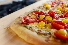 Pizza by Ree Drummond / The Pioneer Woman, via Flickr