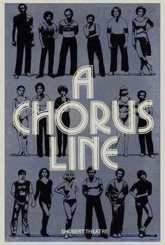 A Chorus Line  1975 and ran until 1990.  Broadway, NYC