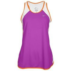 Nike Fast Pace Tank - Women's - Running - Clothing - Blue Glow/Shaded Blue/White/Reflective Silver