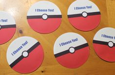 Craft, Interrupted: Pokemon Party: Pocket Invites with Printables