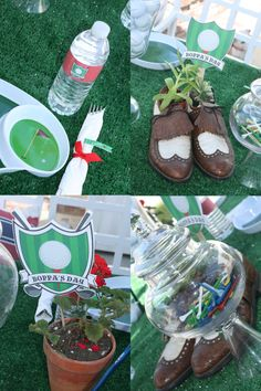 father day, event, golf party, fathers, golf parti, parti idea, golf tournament, themed parties, golf theme