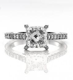 Engagement Rings Princess Cut