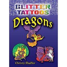 Dragon tattoos for the boys.