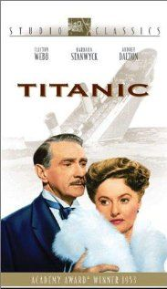 """""""Titanic""""-- 1953 version-- Unhappily married and uncomfortable with life among the British upper crust, Julia Sturges takes her two children and boards the Titanic for America. Her husband Richard also arranges passage on the doomed luxury liner in order to let him have custody of their two children. Their problems soon seem minor when the ship hits an iceberg. Great Film...Make Sure & Rent It If You Loved The 1990's Hit!!  Superb Film!!"""