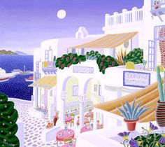 Mykonos Antonini - Thomas McKnight