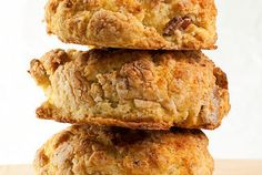 Bacon Buttermilk Biscuits