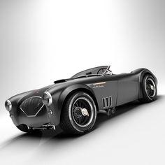 Austin Healey 1004 V8 by VisuArt3D