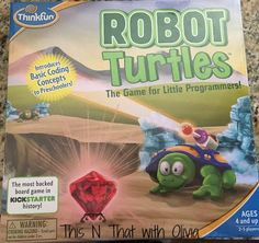 ThinkFun Games Revie