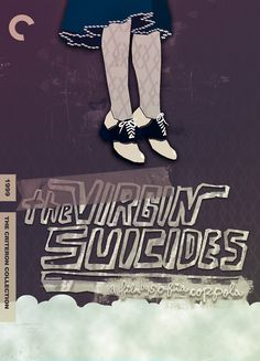 Fake Criterion Cover: THE VIRGIN SUICIDES (dir. Sofia Coppola) 1999