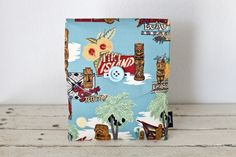 Tiki Island #iPad Case.