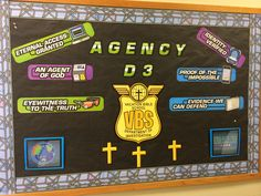 VBS Bulletin Board
