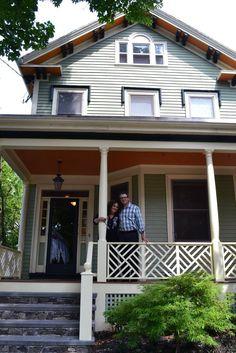 Eva & Philip's Art-Filled Wanderlust Home House Tour