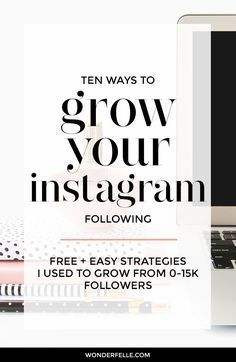 10 ways to grow your