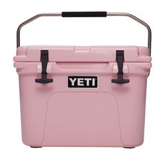 A pink YETI. Yes please.