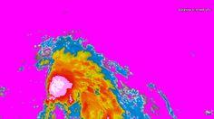 Weather Underground satellite weather map