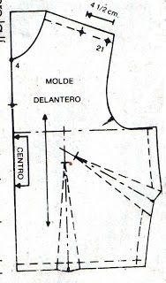 El escote redondo ~ El costurero de Stella (+ corrección de escote)