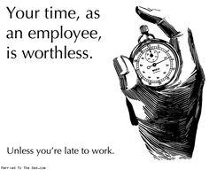 Worth Less Employee