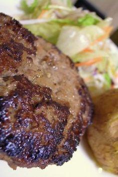 Hamburger Steak Recipe
