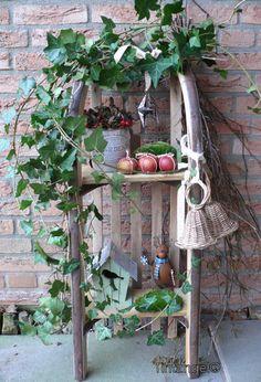 Leuke dingen voor in de tuin on pinterest tuin planters and succulents - Outdoor tuin decoratie ideeen ...