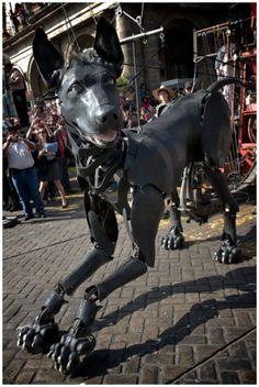 Amazing dog design
