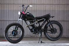 El-Solitario-Pop-Cycles-Punk-Custom-Honda-Cg-125-2