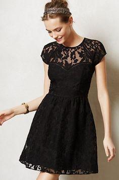 REVEL: Taisia Lace Dress
