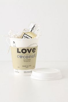 YUM...coconut.