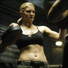 Kara Thrace / Battlestar Galactica