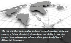 Welcome to the Grosvenor Center for Geographic Education To encourage research and provide leadership to increase the quality of geographic ...