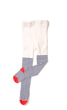 hansel from basel kids  nautical stripe tight