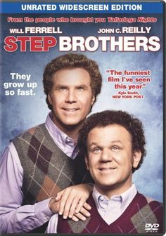 Step Brothers ~ added December 22, 2010
