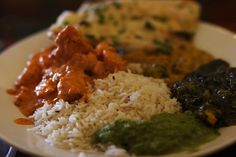 Testy Indian Food