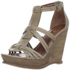 7 for All Mankind Women's Rhemy Wedge Sandal $225.00