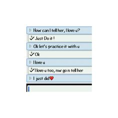 sweet text messages | Tumblr found on Polyvore
