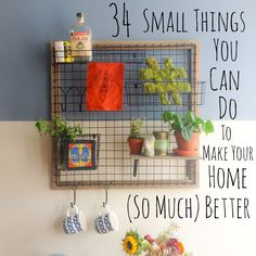 34 Small Things You