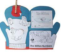 For The Mitten animals, kid decor, craft activities, file folder, kindergarten, educ, book activities, winter craft, preschool