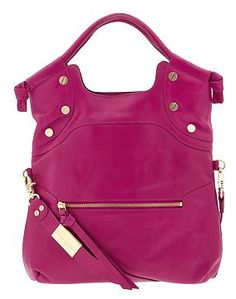cute magenta tote  http://rstyle.me/~2qSz2