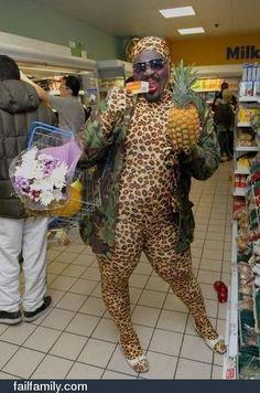 Must be Walmart..