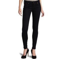 Levi's Juniors Juniors 535 Legging Jean, Black As Night, 5 Medium (Apparel)
