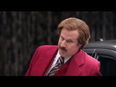 RON BURGUNDY Dodge Durano Commercial 3 - Glowe Box - Will Ferrell